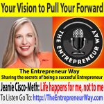 Jeanie Cisco-Meth interviewed by Neil Ball on the Entrepreneur Way