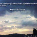Believe in the Breakthrough
